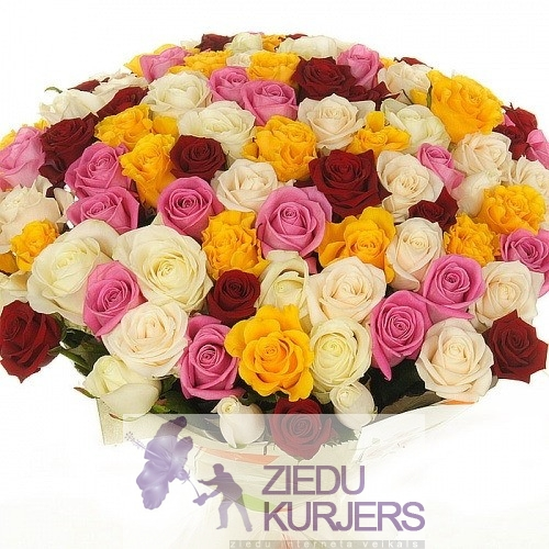 VIP Flower Bouquet 4