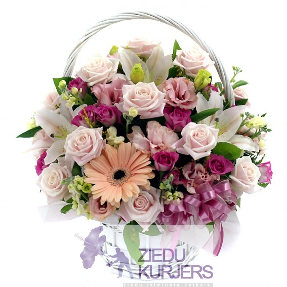 Flower basket 27
